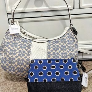 BUNDLE 👜2 NTW Coach items (purse/wristlet)👛